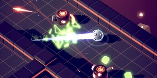 【新作】時の流れを操作して敵を討つアドレナリン全開のハッキングアクション 『Flaming Core』