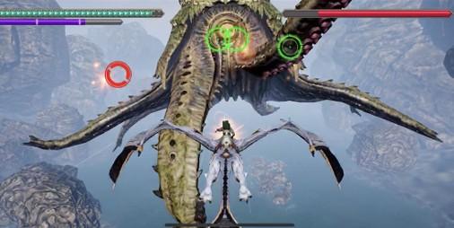 【新作】ドラゴンに乗り空を駆け抜ける巨大モンスターと魔法のファンタジーシューティング『ゲイルライダー』