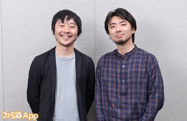 Tomoya Asano et Yuki Yokoyama