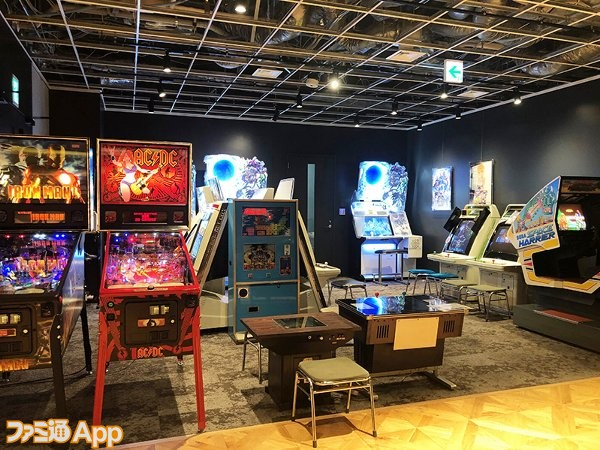 DW社内ゲームセンター