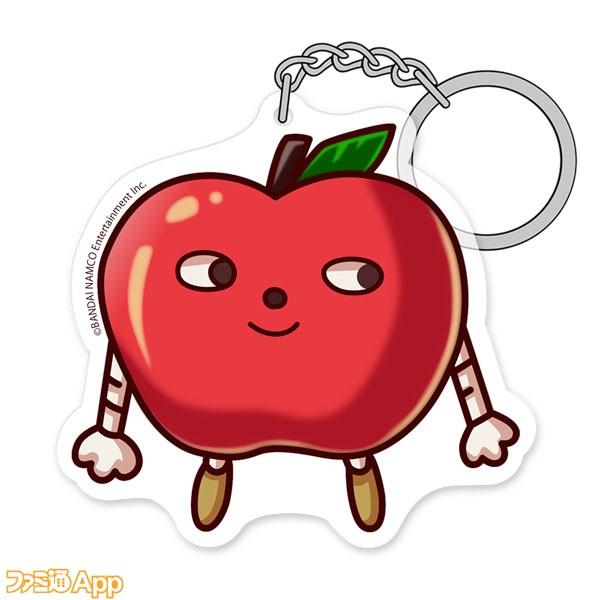 りんごの精_アクリルKey