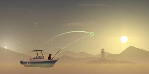 【新作】癒やしを求める人々に捧ぐ!!優雅な世界で楽しむ海釣りゲーム 『フィッシング&ライフ』