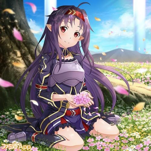 【剣姫の願い】ユウキ