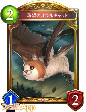 渇望のオウルキャット(進化前)