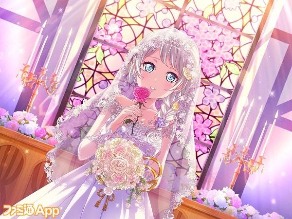 ★4[花嫁の手に咲く幸せ]若宮イヴ_特訓前