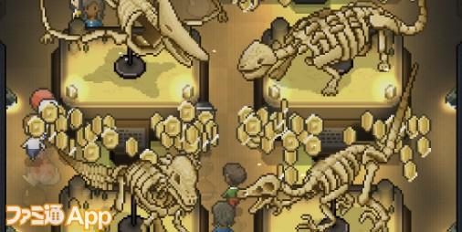 【新作】恐竜の化石を発掘!!閑古鳥が鳴く博物館を甦らせる経営シミュレーション『ボクと博物館』
