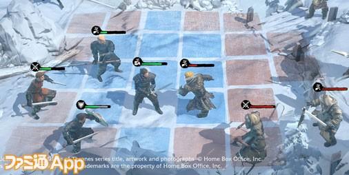 【事前登録】全世界を席捲した人気ドラマ『ゲーム・オブ・スローンズ』がストラテジーRPGになって2019年リリース!