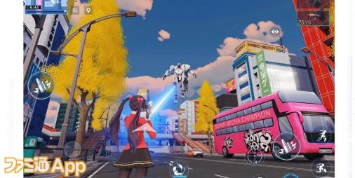 """【事前登録】NetEase最新作!人とメカが融合した""""ハードSF""""メカバトル『機動都市X』"""