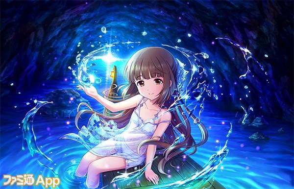 Sレア+[水影のうなさか]依田芳乃 のコピー