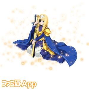 ★4決意の騎士アリス