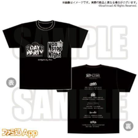 2ndTシャツ