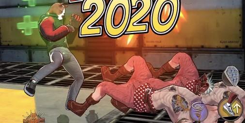 【新作】アメコミ風のイカツイ犬たちが大暴れする豪快ベルトスクロールアクション『WarDogs: Red's Return』
