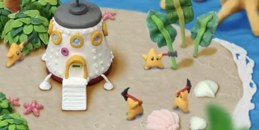 【新作】クレイアニメーションで惑星開拓!!自分だけの王国経営シミュレーション『ねんどの王国』