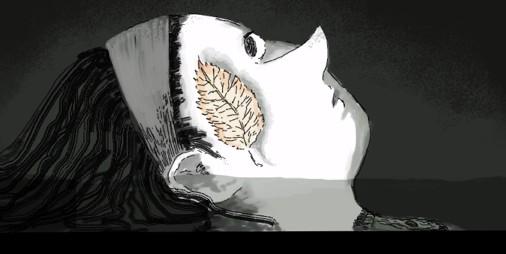 【新作】発作に耐え留守電の声に耳を傾ける少女の短編ホラー『或る孤独なひとり』