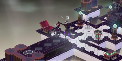 【新作】自慢のダンジョンで世界進出!!プレイヤーの知恵が試される探索RPG『MONOLISK』