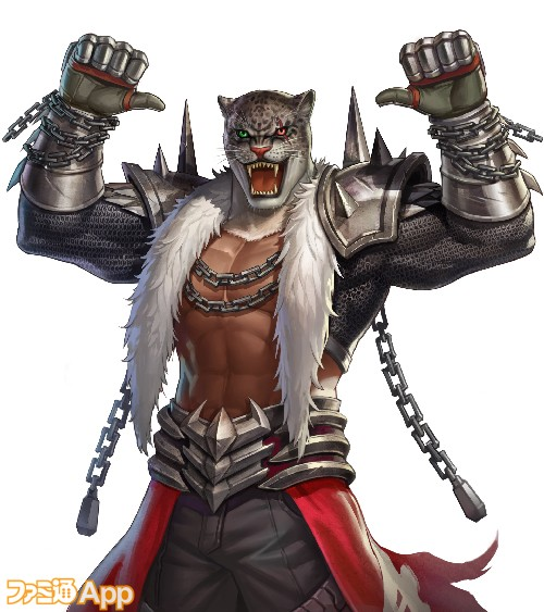 [Dialogue]-Tekken_Armor_King