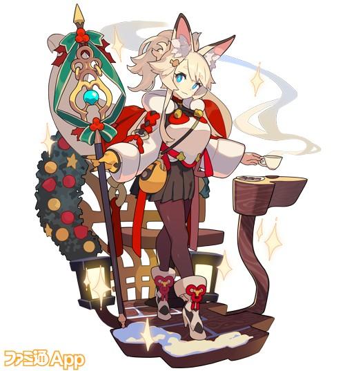 クリスマス_イナホ