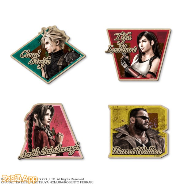 FF7R_Character_Sticker