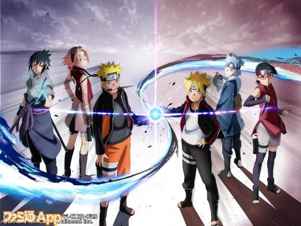 Naruto X Boruto 忍者tribes 事前登録5万人突破で達成報酬の追加配布が決定 公式twitterでスマホ壁紙もプレゼント中 ファミ通app