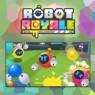 フリックで移動して指を離すだけの簡単操作で遊べるPvPバトルゲーム『ロボットロイヤル』Facebookインスタントゲームにて配信スタート