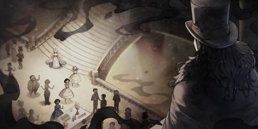 【新作】怪人と呼ばれた男の孤独と悲恋を描いた名作に迫る推理アドベンチャー『MazM:オペラ座の怪人』