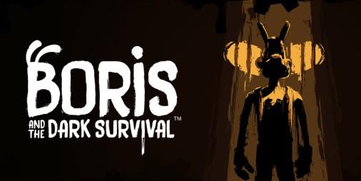 【新作】恐怖のカートゥーンワールド再び!!身を隠し怪物から逃れるステルスアクション『Boris and the Dark Survival』