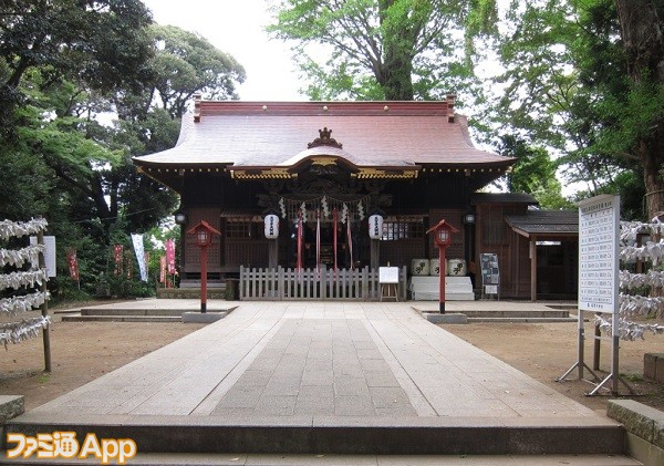 麻賀多神社①