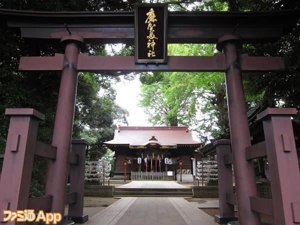 麻賀多神社②