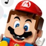 『スーパーマリオ』がレゴブロックに!『レゴ®マリオ と ぼうけんのはじまり 〜 スターターセット』と拡張セット第一弾が公開