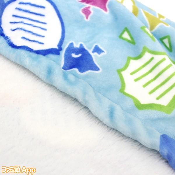 甜花フードブランケット_生地