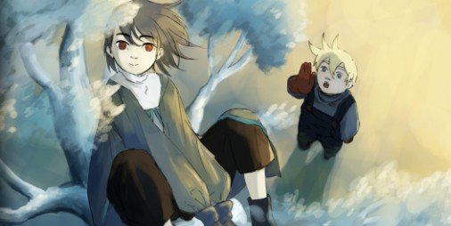 【新作】世界を捨て星の管理者となった少年の幻想アドベンチャー『Shiki』