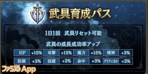 【FFBE幻影戦争】武具育成パスは買うべきか?【編集部ブログ#17】