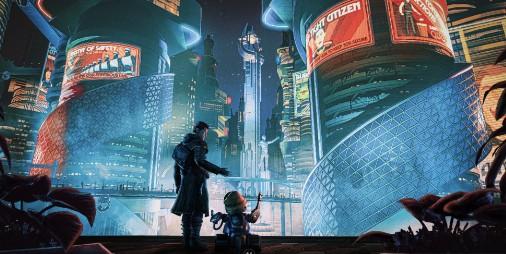 【新作】閉ざされたユートピアに潜入!! 誘拐された子どもを追う孤高のアドベンチャー『Beyond a Steel Sky』