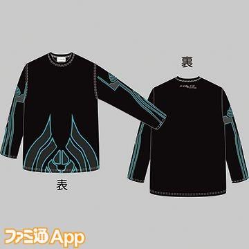 13_真・女神転生 ロングTシャツ
