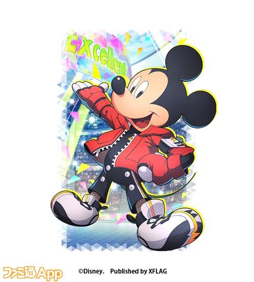 ★4-レッド・ブレイブス第5のメンバー-ミッキーマウス