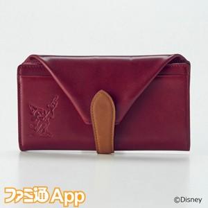 2_本革長財布[日本製](ダコタ)「ミッキーマウス」
