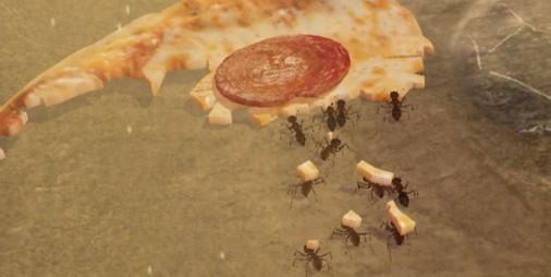 【新作】無心で眺めていたあのころを思い出す働くアリの育成シミュレーション『小さなアリのコロニー』