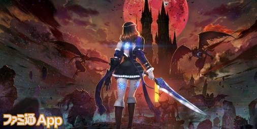 【事前登録】ゴシックな世界観で華麗にバトル!新作横スクロールアクションRPG『Bloodstained:Ritual of the Night』12月配信決定