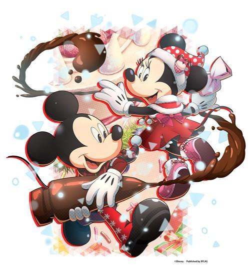 media_gacha_ミッキーマウスミニーマウス