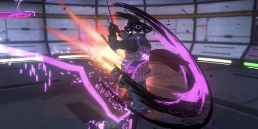 【新作】近未来侍vs忍者の悪しき集団!! 雰囲気抜群の3Dアクション『サイバー忍者:Samurai Flash』