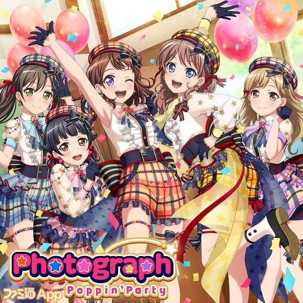 【JKT】Poppin'Party「Photograph」