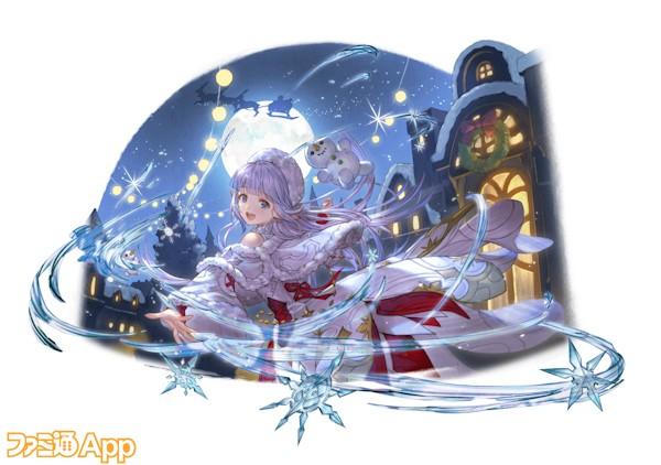 クリスマスリリィ_上限解放