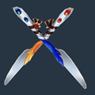 シオン(バレンタイン)武器