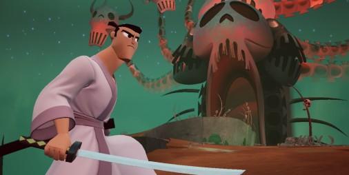 【新作】武術で悪を払う!! 海外で人気のアニメを題材にした話題作がApple Arcadeに登場『Samurai Jack』