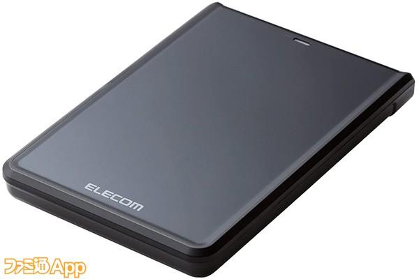 ELECOM500GB