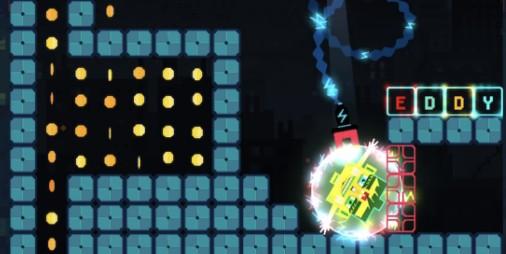 【新作】磁力でエディを救出!! 万能すぎる装置で仲間を引き寄せるアクションパズル『Save Eddy Smile』