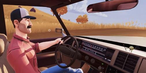 【新作】ヒッチハイクは命がけ!? 失った記憶をたどり未来を掴む奇妙なロードトリップ体験『Hitchhiker』