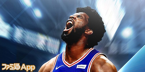 【事前登録】4000人以上のNBAスターが登場する公式ライセンスゲーム『NBA NOW 22』