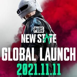 『PUBG : NEW STATE』リリース日が2021年11月11日に決定! iPad miniが当たる事前登録応援キャンペーン開催中